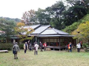 北鎌倉・明月荘