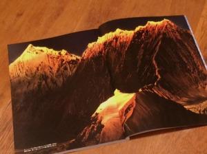 山渓の写真