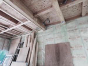 準耐火仕様違反の住宅
