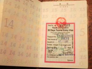 Nepal Visa 2017