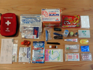 First Aid Kit ネパールトレッキング編